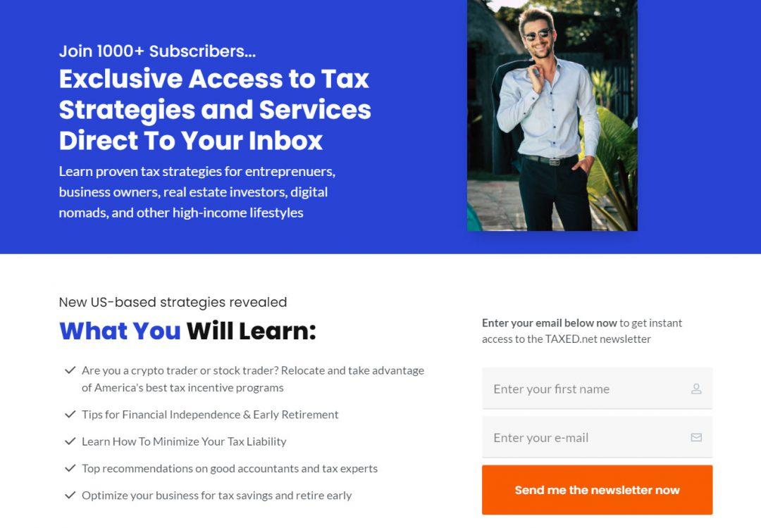 Taxed.net